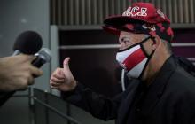 El español Domenec Torrent, nuevo entrenador del Flamengo.
