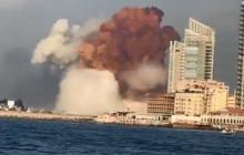 En video | Tragedia en Beirut: decenas de muertos tras explosión