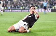 Dybala metió once goles y dio seis asistencias este año en el 'Calcio'.