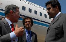"Maduro compara a Uribe con Al Capone: ""Lo detuvieron por un delito menor"""