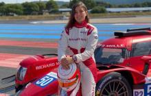 Tatiana Calderón vuelve al legendario circuito de Spa-Francorchamps