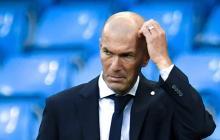 """""""Estoy muy orgulloso de mi equipo"""": Zidane"""