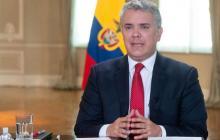Duque asegura que 'Compromiso por Colombia' será clave para la reactivación.