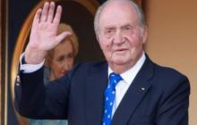 Cinco días sin saber dónde está Juan Carlos I