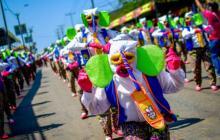 La historia de las Marimondas del Barrio Abajo será contada mañana por las redes de Carnaval de B/quilla.