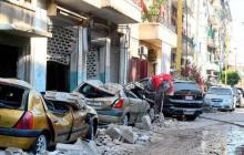 Hallan cinco cuerpos más: ya son 160 los muertos en Beirut tras explosión
