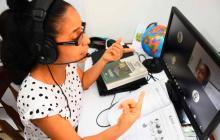 Suspenden clases virtuales por 48 horas en Barranquilla por paro de docentes