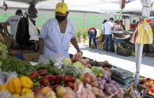 'Mercado a tu barrio', desde este viernes en el parque Venezuela