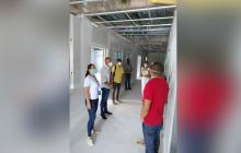 Gestionan recursos para salud e infraestructura en Tierralta
