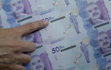 Recaudo bruto de impuestos fue de $88,76 billones entre enero y julio