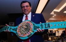 Sulaimán es reelegido presidente del Consejo Mundial de Boxeo