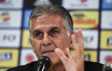 Se frustraron los planes de Carlos Queiroz con la Selección