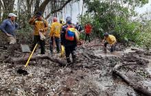 Alcalde propone plan para frenar incendios en Isla Salamanca