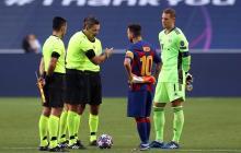 """""""Lo siento un poco por Marc (Ter Stegen)"""": Neuer"""