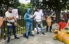 Artistas de Sucre siguen con la nota baja por no recibir subsidio