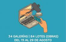 Cámara de Comercio de Bogotá inicia subasta virtual de obras de arte