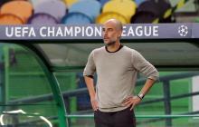 Pep Guardiola volvió a caer eliminado de Champions con el Manchester City.