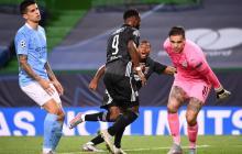 El Lyon da otra lección y elimina al Manchester City de Guardiola