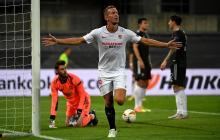 El Sevilla, a la final de la Europa League tras vencer 2-1 al United