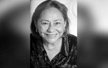 Mercedes Raquel Barcha Pardo nació en Magangué en 1932.