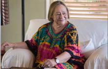 Mercedes Barcha también fungió como presidenta de honor de la junta directiva de la Fundación Gabo.
