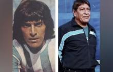 El exdelantero argentino Oswaldo Marcial Palavecino.