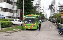 DATT y vecinos acuerdan compromisos para mejorar movilidad en Castillogrande