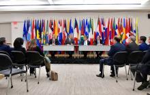 Gobiernos de 17 países piden mantener fecha de elección de presidente del BID
