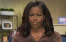 """""""Donald Trump es el presidente erróneo para nuestro país"""": Michelle Obama"""