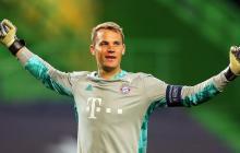 Manuel Neuer fue clave en el arco del Bayern para la clasificación a la final de 'Champions'.