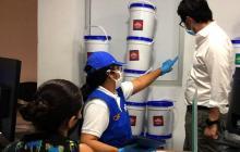 Durante pandemia, más de 3 mil familias migrantes han recibido atención
