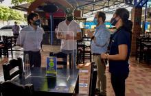 Así funcionará el piloto del sector gastronómico de Barranquilla