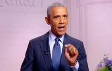 """Obama advierte que Trump está dispuesto a """"derribar la democracia para ganar"""""""