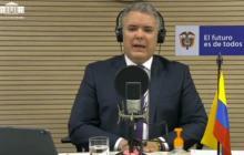 En video   Duque denuncia que Maduro está comprando misiles a Irán