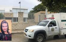 El cuerpo de Patricia Dumon permanece en Medicina Legal de Santa Marta.