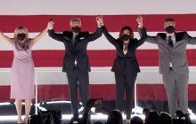 Biden-Harris, la dupla demócrata contra Trump