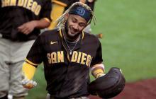 El dominicano Fernando tatis Jr. es la estrella del momento en Grandes Ligas.