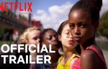 Netflix pide perdón por sexualizar a unas niñas en el cartel de una película