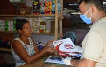 El Piñón entrega títulos de propiedad a víctimas de la violencia de las AUC