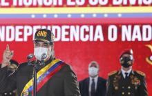 """Maduro dice que """"no es mala idea"""" que Venezuela compre misiles a Irán"""