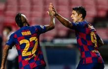 Koeman le comunica a Luis Suárez que no seguirá en el Barcelona, según 'Rac1'