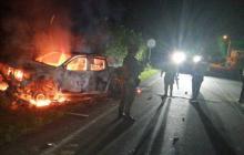 Ataque a patrulla de la Policía deja un uniformado muerto en Nariño