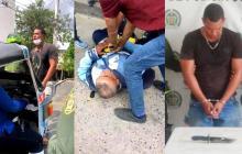 A la cárcel hombre señalado de agredir a agentes de Tránsito