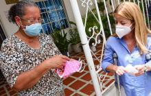 Las claves en Atlántico para salvar a adultos mayores del Covid