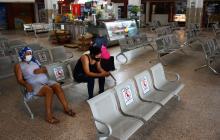 La Terminal de Transporte retoma su operación normal