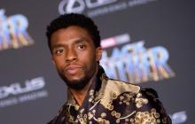 Muere de cáncer Chadwick Boseman, protagonista de 'Black Panther'