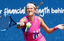La bielorrusa Victoria Azarenka es la número 59 en el ranking mundial de la WTA.