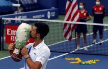 Djokovic vence a Raonic y es el campeón de Cincinnati