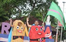 En Baranoa, 'Juntos Al Parque' se traslada al mundo digital