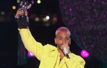 Maluma se lleva el MTV VMA a mejor videoclip latino por 'Qué pena'
